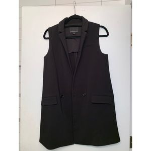 Banana Republic Wool sleeveless Vest/Dress size 2